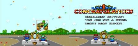 Super Mario Kart SNES censure