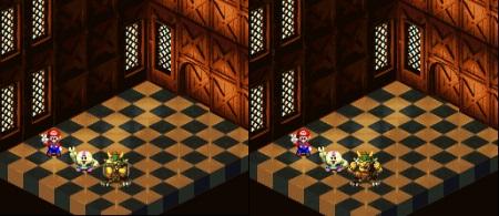 Super Mario RPG SNES censure