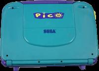 Console Sega Pico fermée