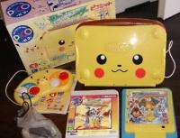 Console Sega Pico Edition Pikachu