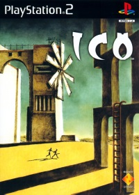 Jaquette Ico PlayStation 2