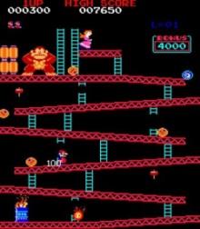 Donkey Kong NES