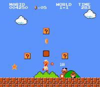 Super Mario Bros (1985, NES)