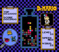 Dr. Mario (1990, NES)