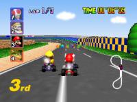 Mario Kart 64 (1996, Nintendo 64)