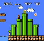 Super Mario Bros : Toad's Rescue