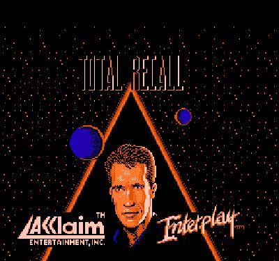 Total Recall NES