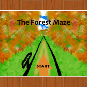 The Forest Maze - HTML5 Game