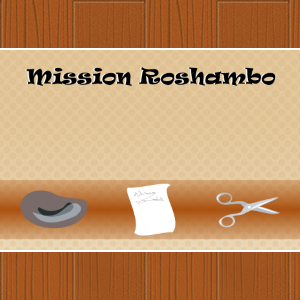 Mission Roshambo - HTML5 Game