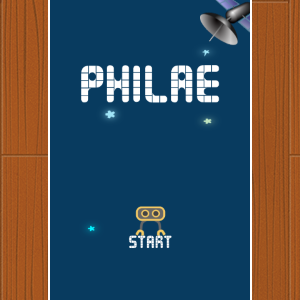Philae - HTML5 Game