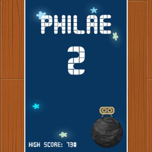 Philae 2 - HTML5 Game