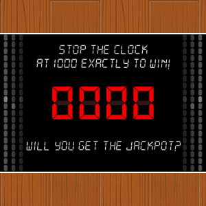 Stop The Clock - HTML5 Game